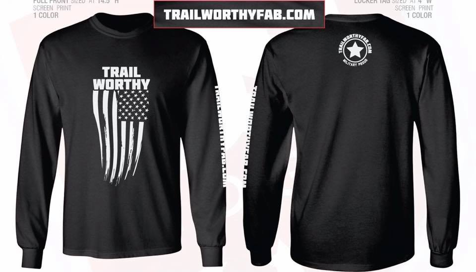 Trail Worthy Fab - Shirts