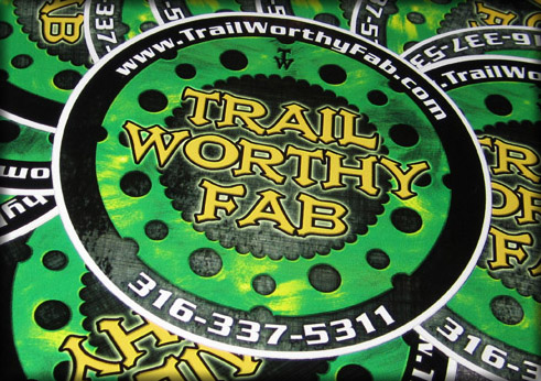 Trail Worthy Fab