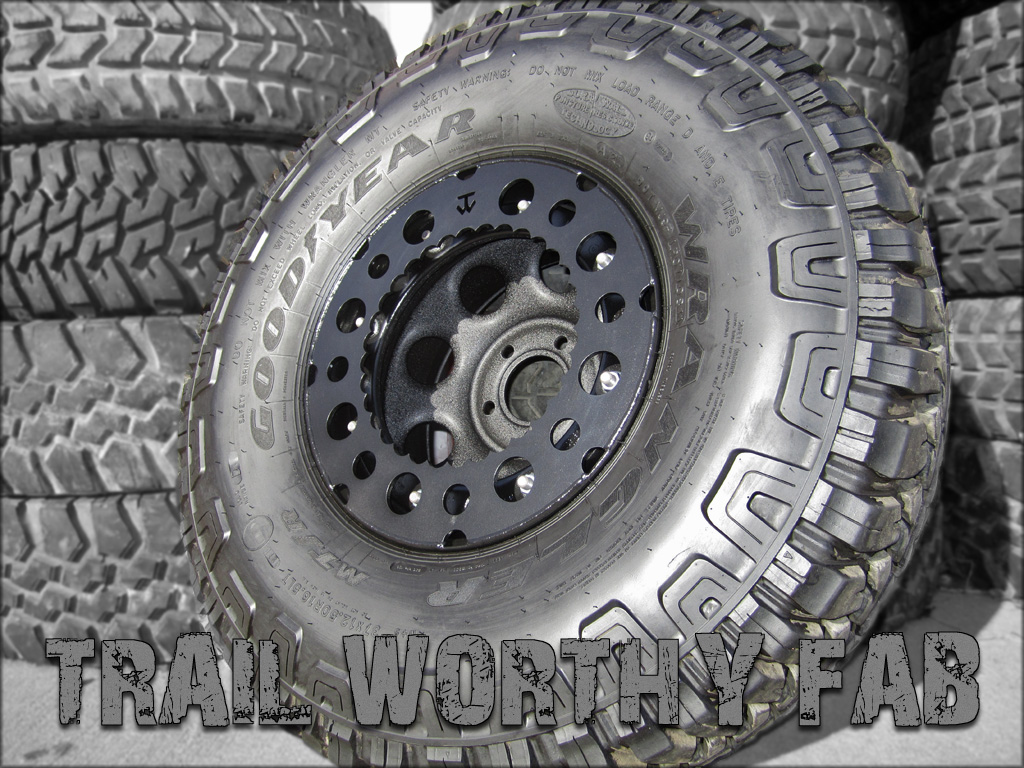 8 Bolt Hummer Wheel Special w/TIRES