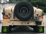 Stock HMMWV Wheel With XRanger Tire Combo